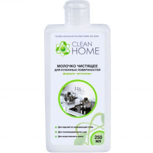 """CLEAN HOME"" Молочко чистящее для кухонных поверхностей 250мл"