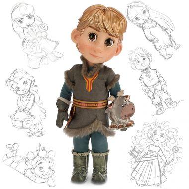 """Кукла Кристофф в детстве animators collection """"Холодное сердце"""" Дисней"""