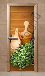 Дверь для бани F201