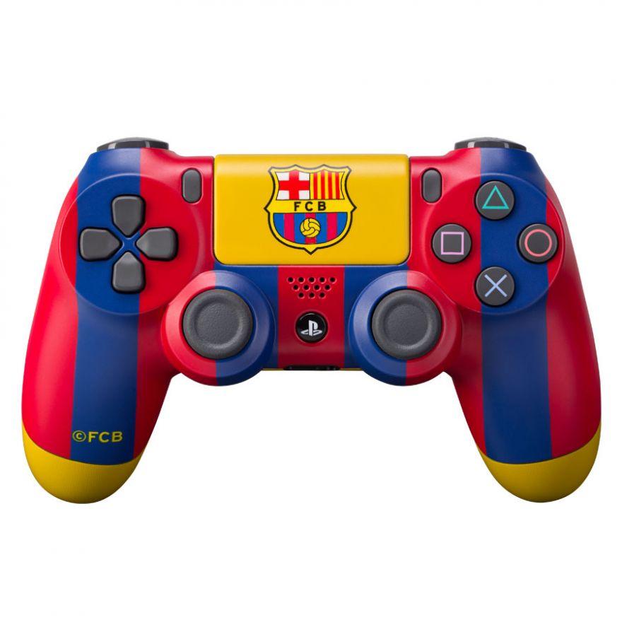 Геймпад Sony DualShock 4 FC Barcelona Клубный