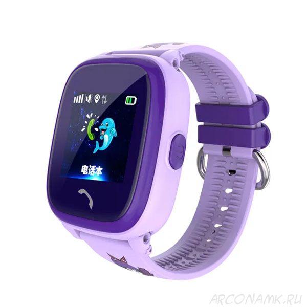 Умные детские водонепроницаемые часы Smart Baby Watch DF25G (GW400S, W9)