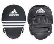 Лапа чёрные Adidas Training Curved Focus Mitts Short ADIBAC01