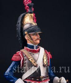 Кирасир 11 полка, 1810 года, Sitzendorf, Германия, сер. 20 в