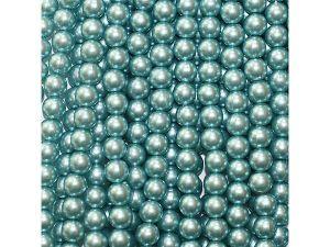 Бусины, пластик, 10 мм, цвет 069 (1уп = 50г)