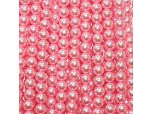 Бусины, пластик, 10 мм, цвет 068 (1уп = 50г)