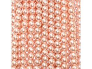 Бусины, пластик, 10 мм, цвет 064 (1уп = 50г)