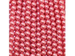 Бусины, пластик, 10 мм, цвет 078 (1уп = 50г)