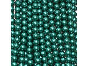 Бусины, пластик, 10 мм, цвет 087 (1уп = 50г)