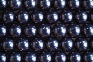 Бусы 6 мм, цвет В55 (1 уп. = 50г)