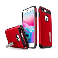 Чехол Spigen Slim Armor для iPhone 7 Plus красный