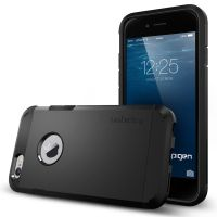 Чехол Spigen Tough Armor для iPhone 6/6S (4.7) черный