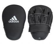 """Лапа чёрные Adidas Focus Mitt Leather 10"""" ADIBAC012"""