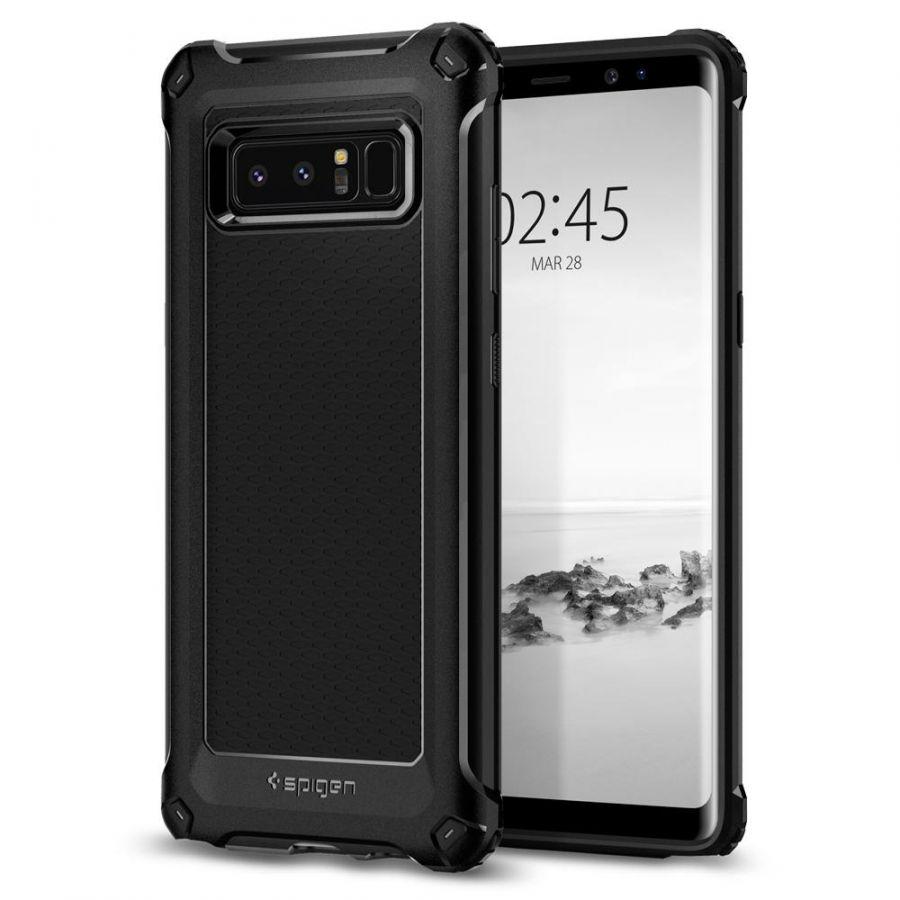 Чехол Spigen Rugged Armor Extra для Samsung Note 8 черный