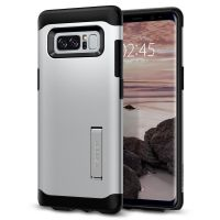 Чехол Spigen Slim Armor для Samsung Galaxy Note 8 серебристый