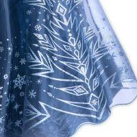 Велюровое платье Эльзы Дисней