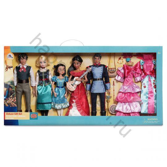 Подарочный набор кукол Елена из Авалора