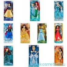 Набор кукол из 10 принцесс (НА ВЫБОР)