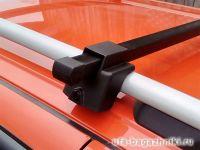 Багажник на рейлинги Атлант, стальные дуги