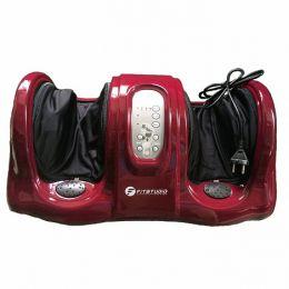 Массажер для ног Блаженство FitStudio Foot Massage c ИК-прогревом, красный