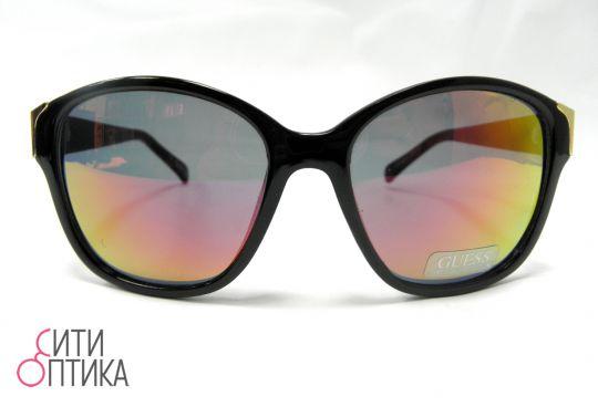 Женские солнцезащитные очки  Guess GU 7324 BLK 83
