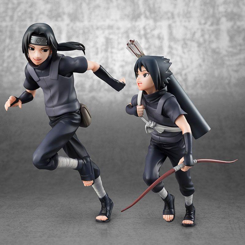Фигурки Naruto Shippuden - Uchiha Itachi & Sasuke