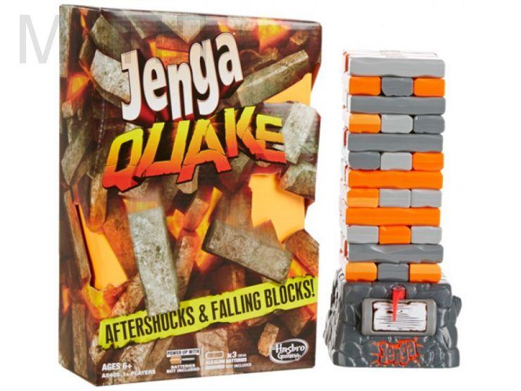 Дженга Квейк / Jenga Quake