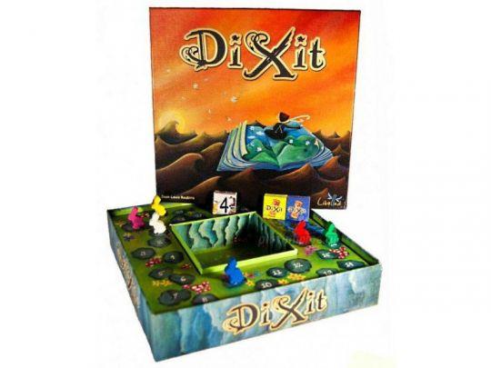 Диксит, Dixit