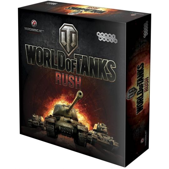 Мир Танков, World of tanks Rush