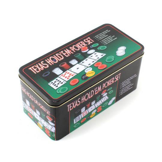 Покерный набор Texas Holdem Poker Set 200