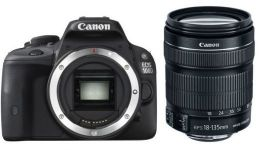 Canon EOS 100D 18-135 IS