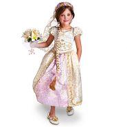 Свадебное платье Рапунцель Дисней 4
