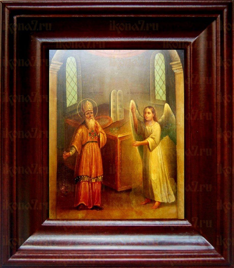Захария, пророк (21х24), простой киот