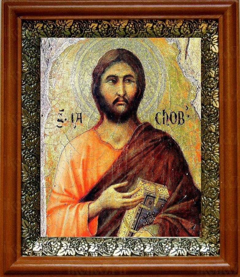 Иаков Алфеев (19х22), светлый киот
