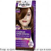 Palette.Крем-краска д/волос LW3 (6-68) Горячий шоколад 100мл, шт