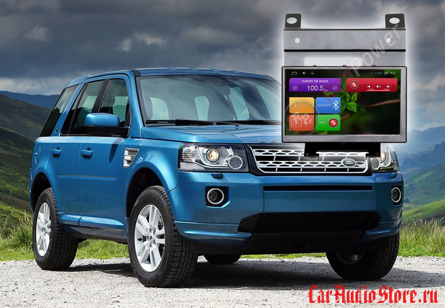 Redpower 31023 Land Rover Freelander