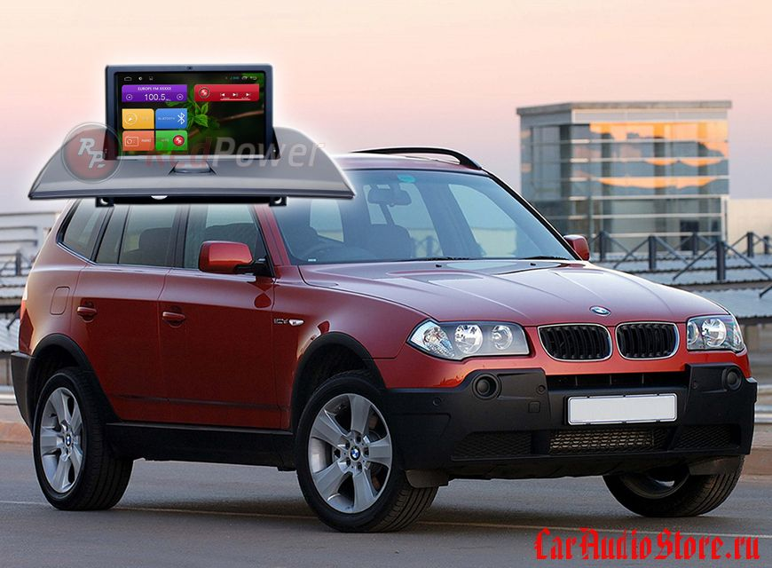 Redpower 31103 BMW X3 (кузов E83 2003-2010)