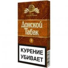 Сигареты  Донской табак 7