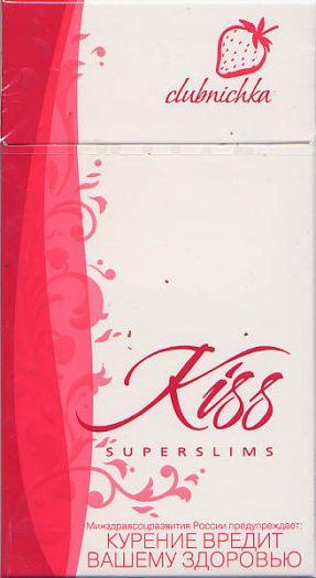 KISS SS Clubnichka