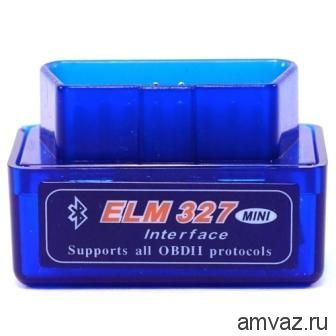 Адаптер ELM 327 Bluetooth КИТАЙ