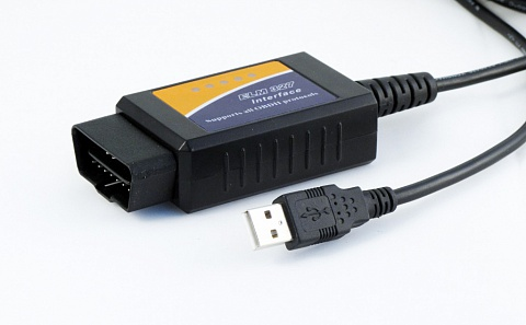 Адаптер ELM USB 327