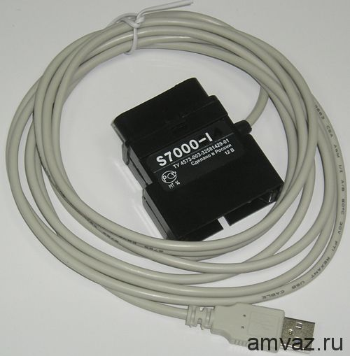 Адаптер К-линии S7000-I