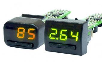 Компьютер UX-7 Мультитроникс ввиде кнопки Гранта, 15, 10, Калина, Шеви