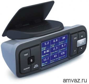 Компьютер VC730 TFT дисплей на стекло Мультитроникс