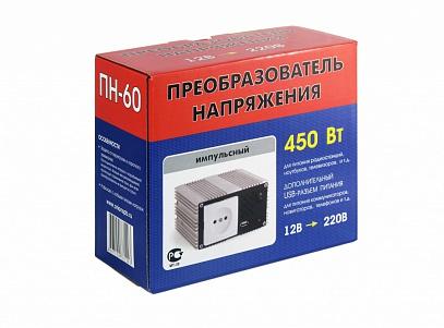 Преобразователь напряж. 12/220 Орион ПН-60 450W