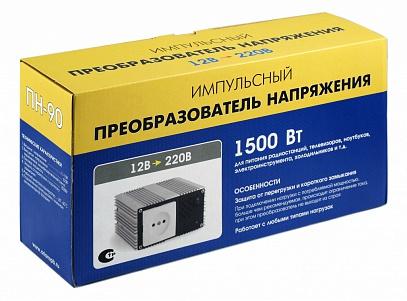 Преобразователь напряж. 12/220 Орион ПН-90 1500W