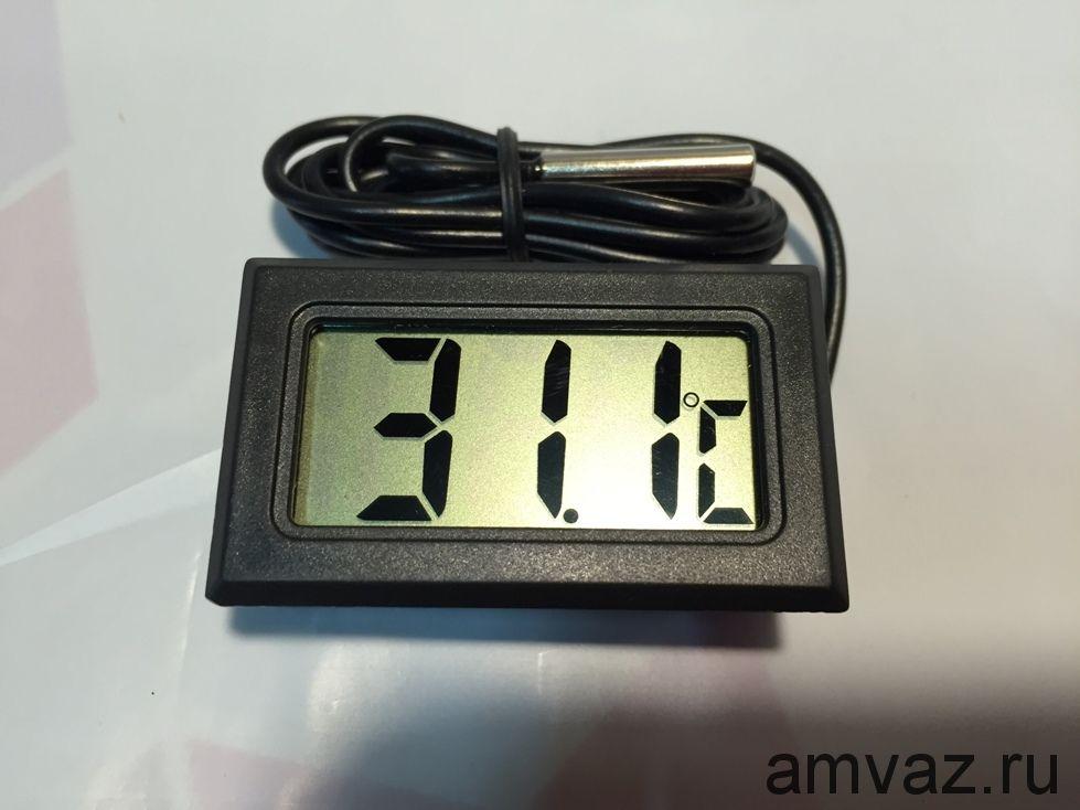 Термометр-гигрометр забортной среды на батарейках