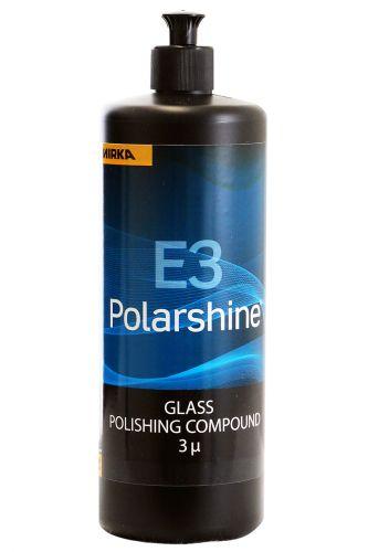 Полировальная паста Polarshine Е3 - 1л, для полировки стекла