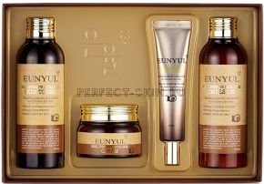 Eunyul Snail Intensive Facial Care Skin Care Set