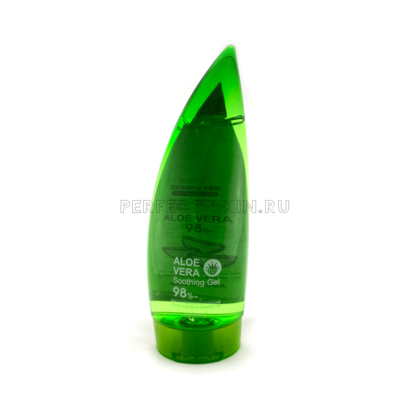 Eunyul Aloe Soothing Gel 98% (long type)