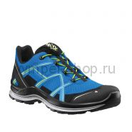 Кроссовки Haix Black Eagle Adventure 2.1 T low blue-citrus